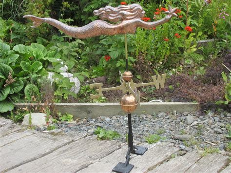 MERMAID WEATHERVANE- COPPER FINISH